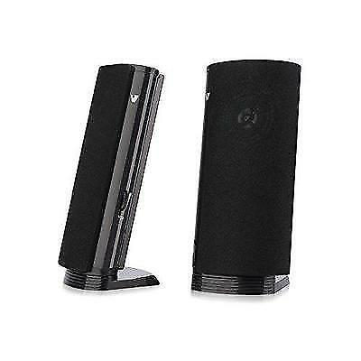 V7 SP2000-USB-1NC USB Powered Stereo 2.0 PC Speaker - for Notebook and Desktop