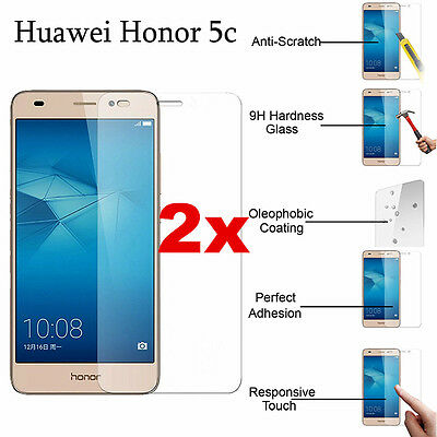 For Huawei Honor 7 Lite / 5C 2X Premium Tempered Glass Film Screen Protector