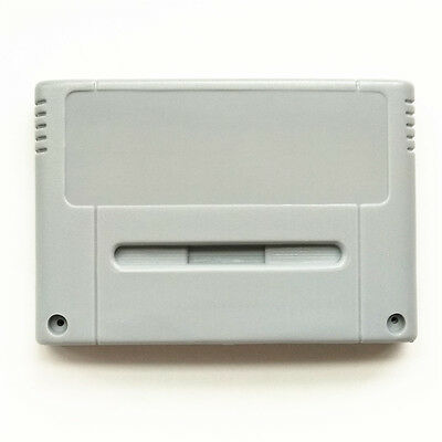 Gray SFC Super Famicom Snap-On Replacement Shell Cartridge Case
