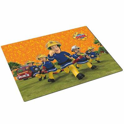 Fireman Sam - Set Table Mat, Placemat 42 cm x 29 cm