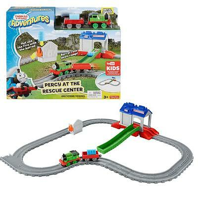 Thomas and Friends - Percy and the Rescue Center - Adventures Mattel
