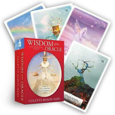 Wisdom of the Oracle Divination Cards: Ask and Know by Colette Baron-Reid (Engli