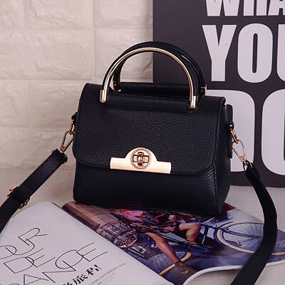 Black Fashion Women New Summer Handbag Shoulder Bag Messenger Bag Ladies Bag