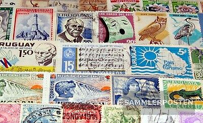 Uruguay 50 different stamps