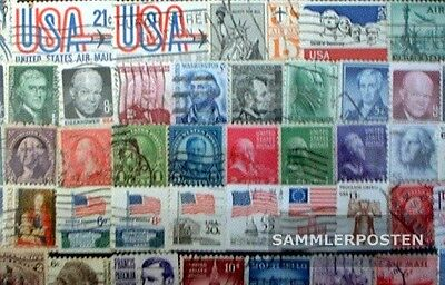 U.S. 50 different stamps