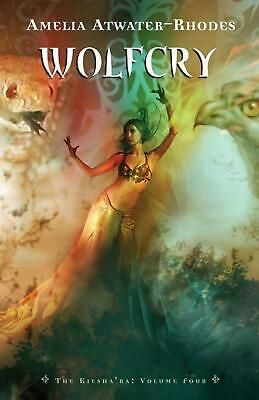 Wolfcry by Amelia Atwater-Rhodes (English) Paperback Book Free Shipping!