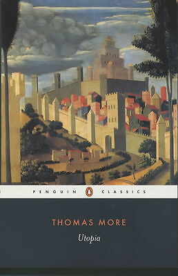 Utopia by Sir Thomas More (Paperback)