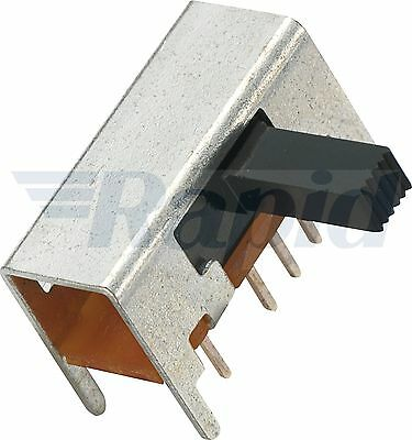Zip Switch MS-049L Slide Switch 8 Pin DP3T On-On-On