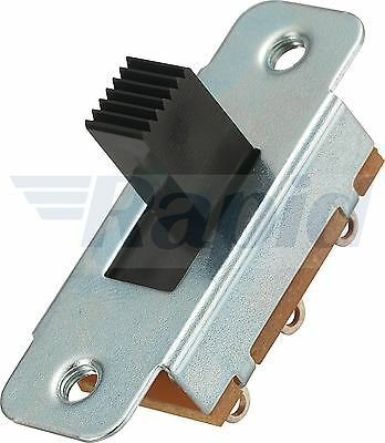Zip Switch MS-334 Slide Switch 6 Pin DP3T On-On-On