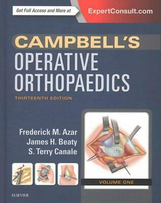 Campbell Operative Orthopaedics 11th Edition Pdf