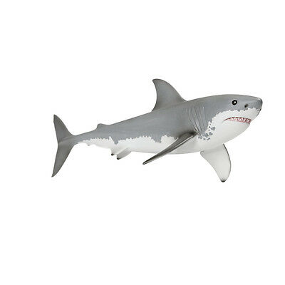 Schleich 14700 Great White Shark (World of Nature - Wild Life) Plastic Figure