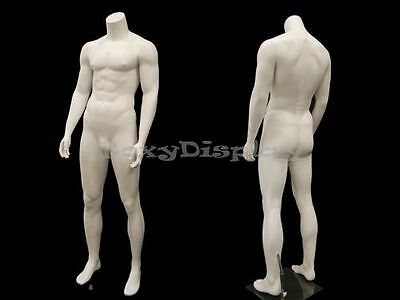 Male Mannequin Manequin Manikin Dress Form Display #MC-PM1BW2