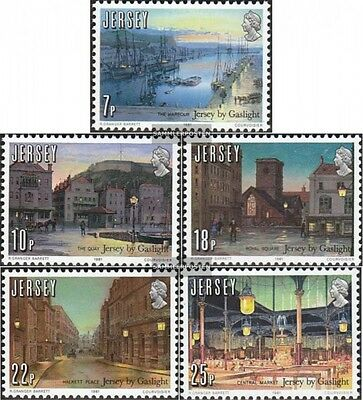 united kingdom-Jersey 257-261 (complete issue) unmounted mint / never hinged 198