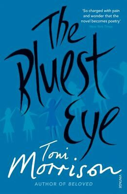 The bluest eye by Toni Morrison (Paperback) Incredible Value and Free Shipping!