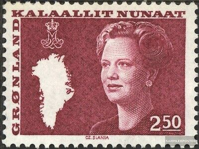 Denmark-Greenland 141 (complete issue) unmounted mint / never hinged 1983 Queen