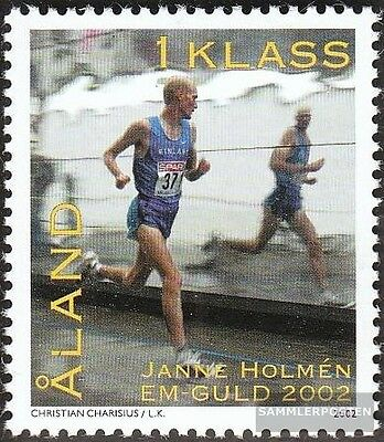 Finland-Aland 213 (complete issue) unmounted mint / never hinged 2002 marathon r