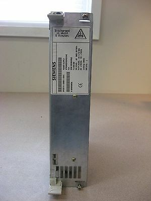 Siemens CNC Power Supply, 6FC5114-0AB01-0AA1, E230 G5/30WRGD TA 583 203 J