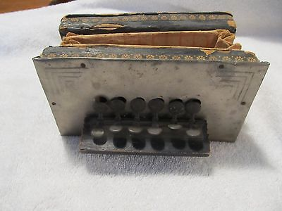 Early Childs Toy Accordian