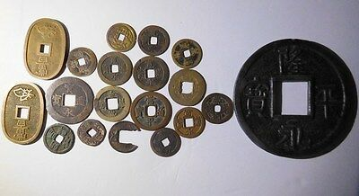 China Early Coins Large Lot, Estate