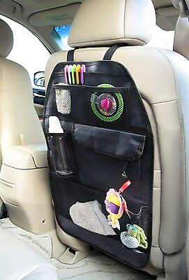 CLEARANCE Jolly Jumper Brand Car BACK SEAT ORGANIZER with Pockets 613018