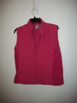Columbia Quilted Soft Comfort Women's Vest Size Large