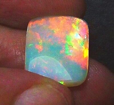 ® ALSOPALS WoW ! 6.6ct COOBER PEDY OPAL GEM KINGSTONE ☆ VIVID COLORS