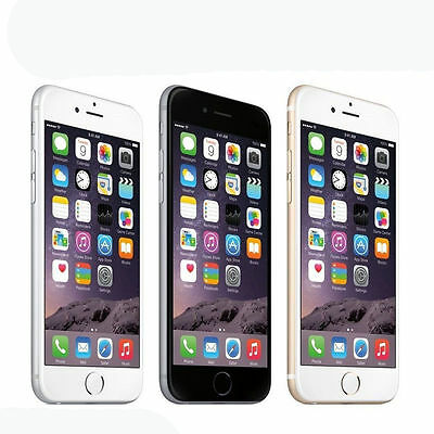 Unlocked Apple iPhone 6 Plus 16GB Silver Gold Grey Factory Smartphone Sim Free
