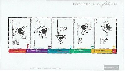 FRD (FR.Germany) block63 (complete issue) unmounted mint / never hinged 2003 Fat