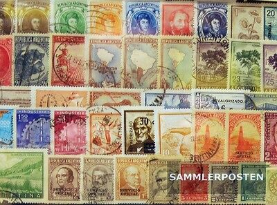 Argentina 300 different stamps