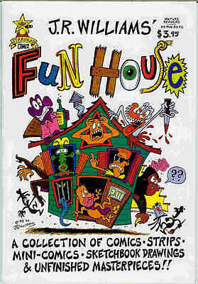 J.R.Williams' Fun House # 1 (68 pages) (USA, 1993)