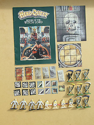 Heroquest Expansion Return Of The Witch King Read Description