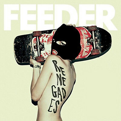 Feeder : Renegades CD Special  Album (2017) ***NEW*** FREE Shipping, Save £s