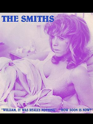 "The Smiths WILLIAM IT WAS REALLY 16"" x 12"" Photo Repro Promo  Poster"