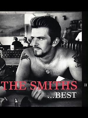 "The Smiths BEST OF TWO 16"" x 12"" Photo Repro Promo  Poster"