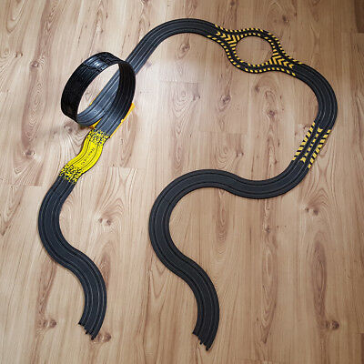 Micro Scalextric 1:64 ULTIMATE TRACK EXTENSION - LOOP THE LOOP Lap Counter #F