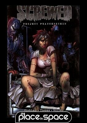 Screwed - Softcover