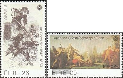 Ireland 466-467 (complete issue) unmounted mint / never hinged 1982 Historical E