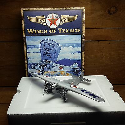 Wings Of Texaco~1927 Ford Tri-Motored Monoplane~7Th In The Series~New In Box