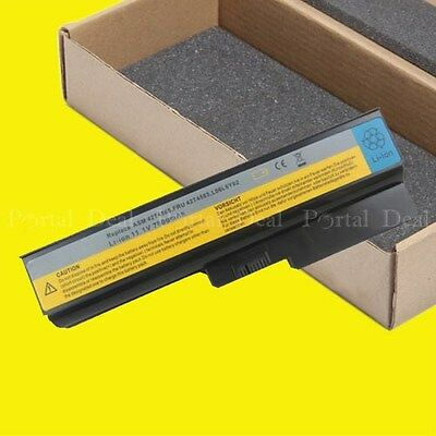 9 Cell Battery For Lenovo 3000 N500 L08L6C02 L08O6C02 42T4561 42T4581 42T4583