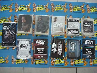 2016 Star Wars Rogue One Series 1 COMPLETE MASTER SET OF 173 CARDS FULL ALL