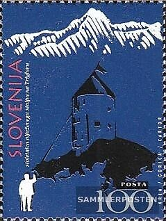 slovenia 118 (complete issue) unmounted mint / never hinged 1995 100 years Schut