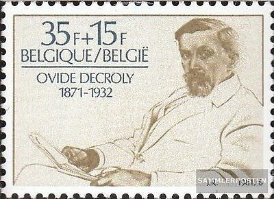 Belgium 2061 (complete issue) unmounted mint / never hinged 1981 Ovide Decroly