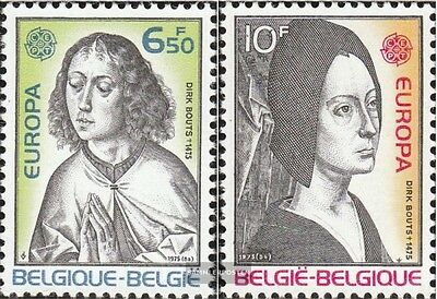 Belgium 1818-1819 (complete issue) unmounted mint / never hinged 1975 Paintings