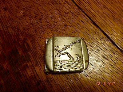 Vintage Belt Buckle for Swim Trunks Swimsuit ?