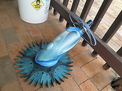 """Genuine Baracuda  Barracuda """" G4 """" Automatic Swimming Pool Cleaner Reconditioned"""