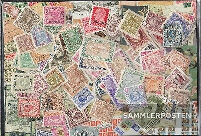 Montenegro 100 different stamps