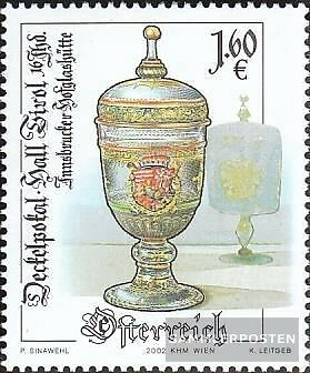 Austria 2387 (complete issue) unmounted mint / never hinged 2002 Old Crafts