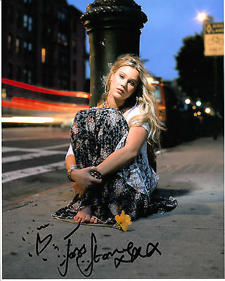 Joss Stone Signed Cool Photo Uacc Reg 242