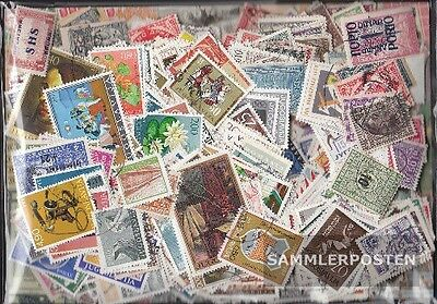 Yugoslavia 1.000 different stamps