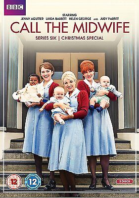 Call the Midwife series season 6 + 2016 Christmas Special DVD R4 BBC